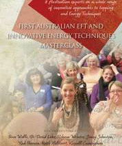 DVD set: First Australian EFT and Innovative Energy Techniques Masterclass